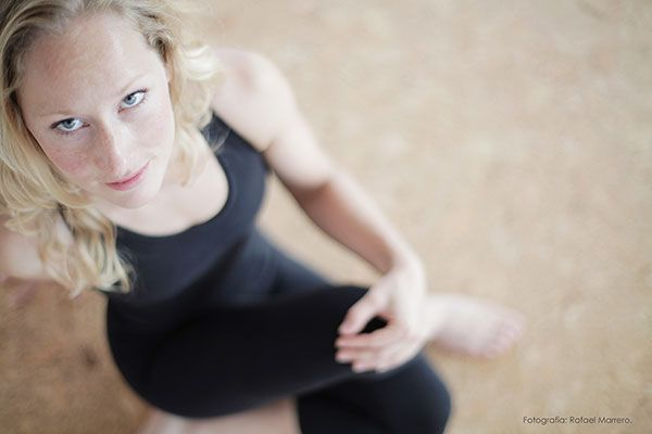 Libby Hargreaves Pure Yoga Canarias
